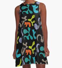 Freaky A-Line Dress