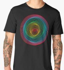 Shifting Circle Men's Premium T-Shirt