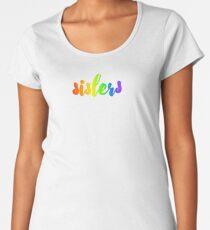 rainbow sisters Women's Premium T-Shirt