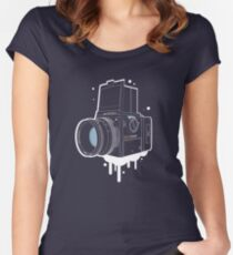 Bronica Women's Fitted Scoop T-Shirt