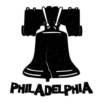 Liberty Bell in Philadelphia, Pennsylvania by gorff