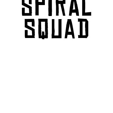 Spiral Squad Shirt by trippeh