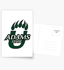 Adams State University Postcards