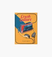 conan gray crush culture Art Board