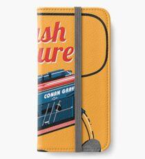 Conan Grey Crush-Kultur iPhone Flip-Case/Hülle/Klebefolie