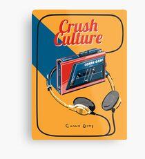 conan gray crush culture Metal Print