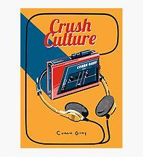 conan gray crush culture Photographic Print
