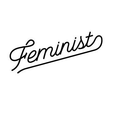Feminist. von TheLoveShop