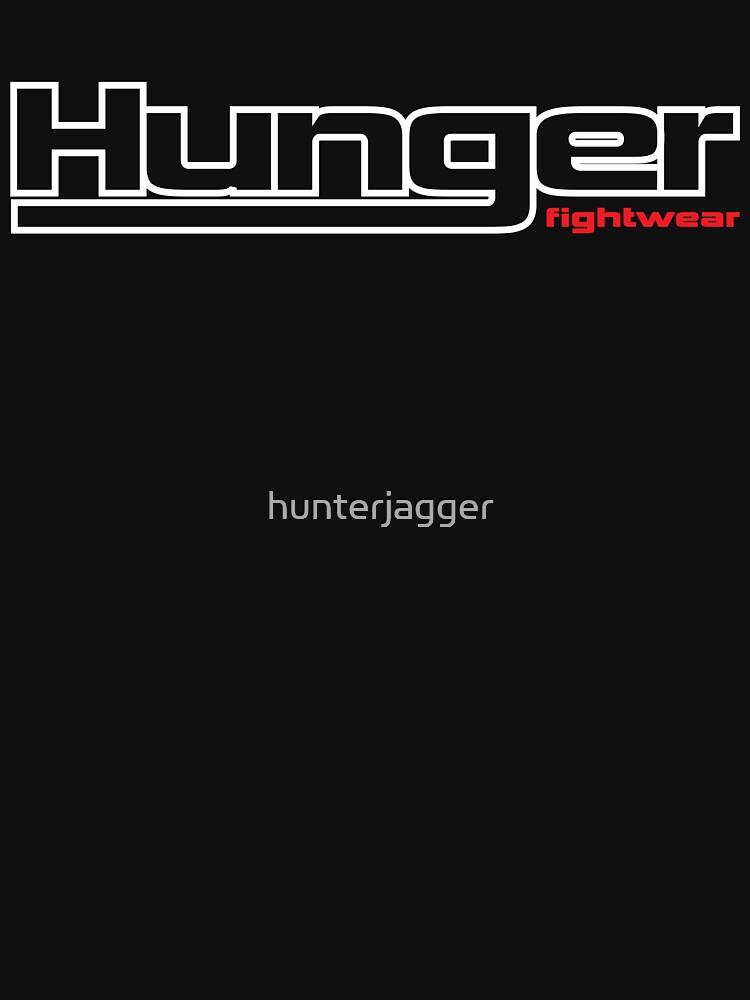Hunger-fightwear by hunterjagger