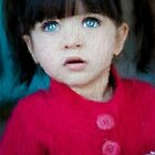 Bonnie Blue Eyes by RobynLee