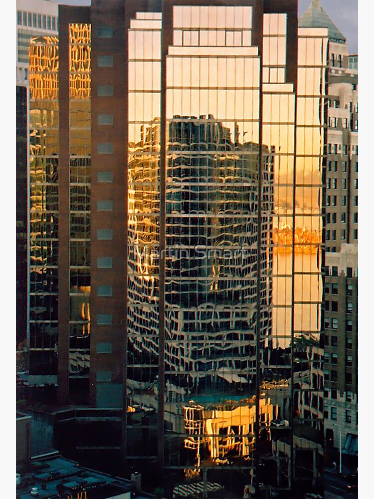 Vancouver Reflections by MartinSmart