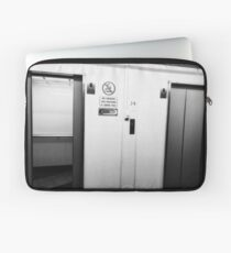 Carpark Elevators Laptop Sleeve