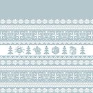 """Roll for Initiative Fair Isle in """"Snowflake"""" by SweetDelilahs"""