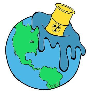 Nuclear Melt Down by bgilbert