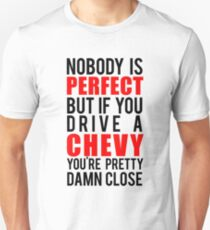 Chevy Owners  Unisex T-Shirt