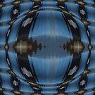 Blue Columns by CarolM