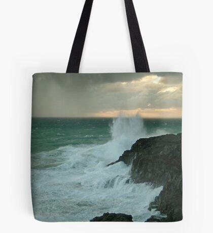 The Wild Side...Cape Bridgewater Tote Bag