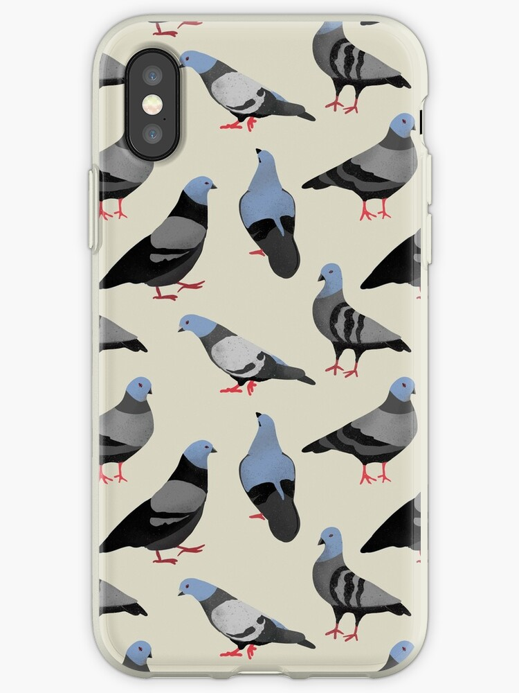 Design 33 - Die Tauben von Davida Fernandez
