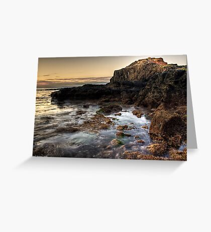 Cape Schanck Greeting Card