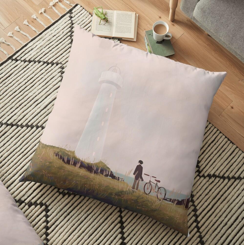 arrival Floor Pillow