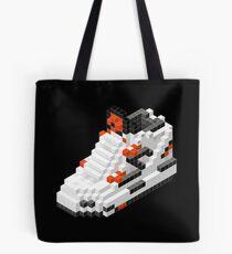 The Pump Pixel 3D Sneaker Tote Bag