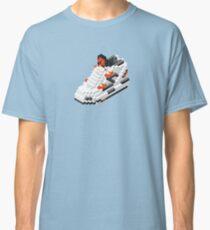 The Pump Pixel 3D Sneaker Classic T-Shirt