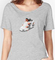 The Pump Pixel 3D Sneaker Women's Relaxed Fit T-Shirt