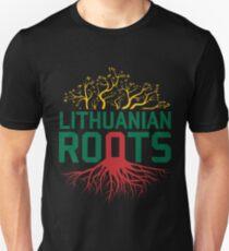 Litauen Wurzeln Unisex T-Shirt