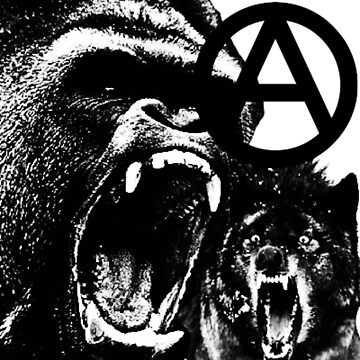 Anarchy Beast by svampwolf