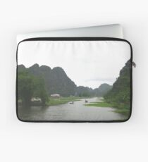 a stunning Vietnam landscape Laptop Sleeve