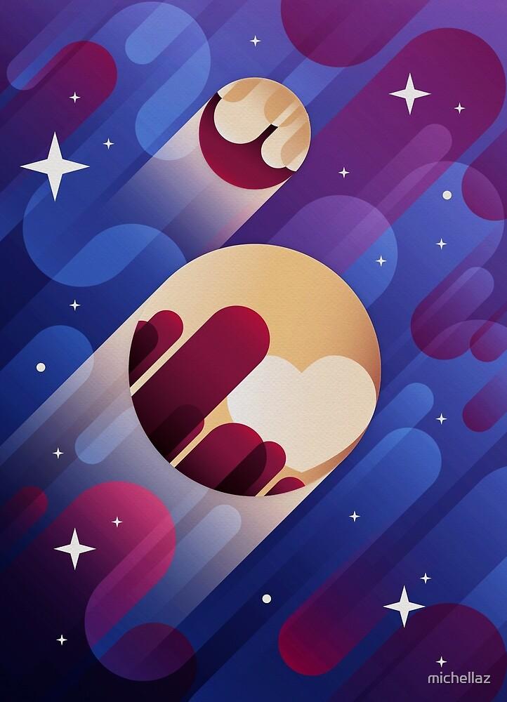 Pluto by michellaz