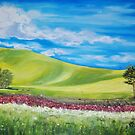 Fruits of Spring by Melanie Pople