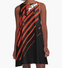 KTM Racing A-Line Dress