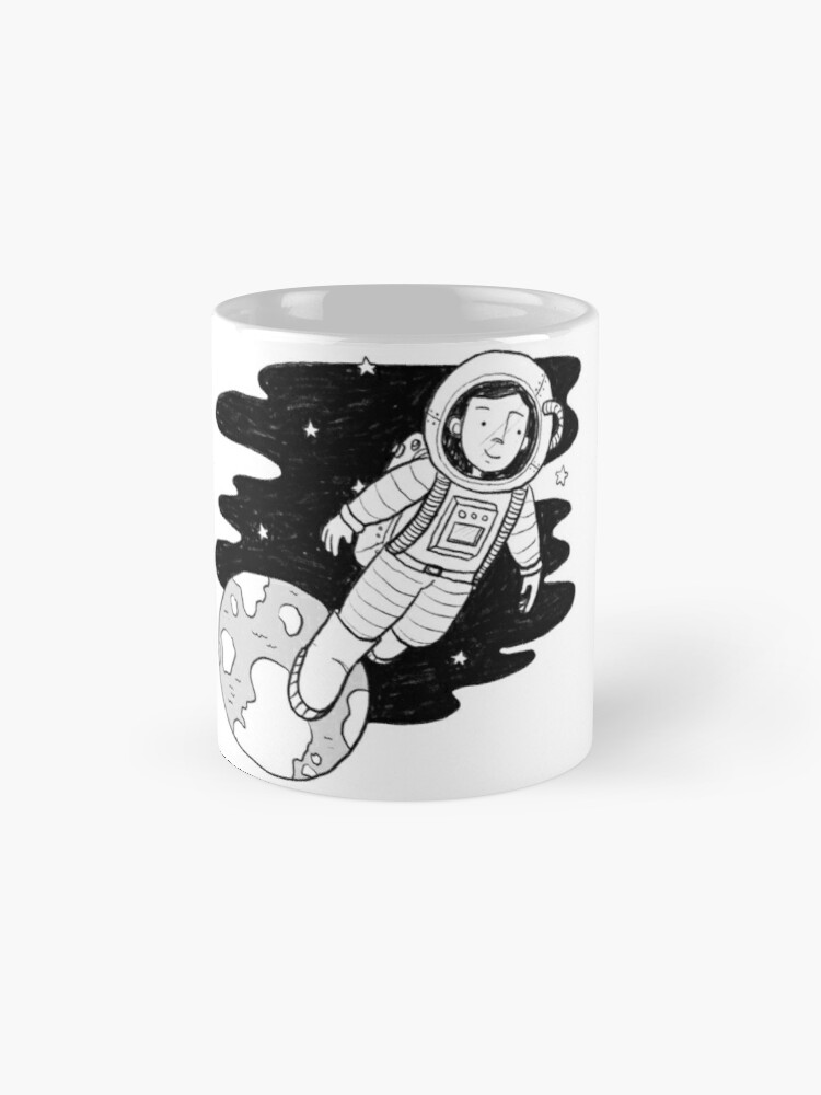 Alternate view of asteroidday 10 Mugs