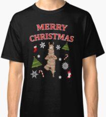 Llama Alpaca Christmas Classic T-Shirt