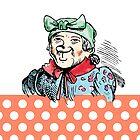 GRAPHIC widow Bolte Wilhelm Busch first prank woman with headscarf by Mauswohn