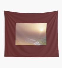 Magical Sunrise In Dreamland.  Wall Tapestry