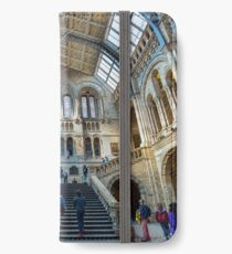 Natural History Museum iPhone Wallet/Case/Skin