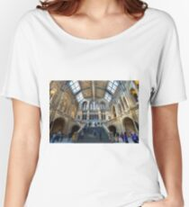 Natural History Museum Women's Relaxed Fit T-Shirt