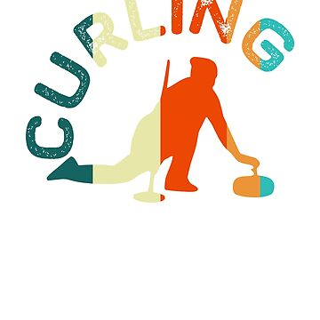 Curling for Ever Winter Sports Skip Bonspiel  by Flaudermoon