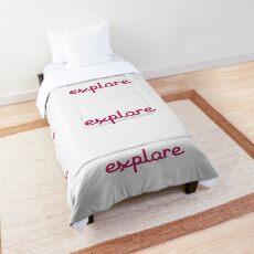 EXPLORE Comforter