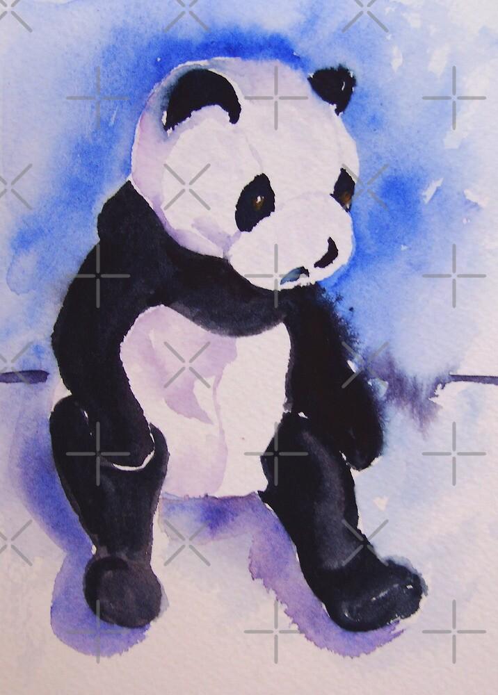 Cuddly Panda by Ruth S Harris