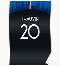 Florian Thauvin Poster