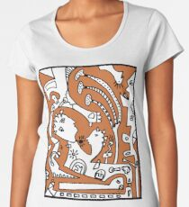 Camiseta premium para mujer Ayahuasca IV 22742f816f61c