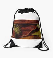 Warming Up Drawstring Bag