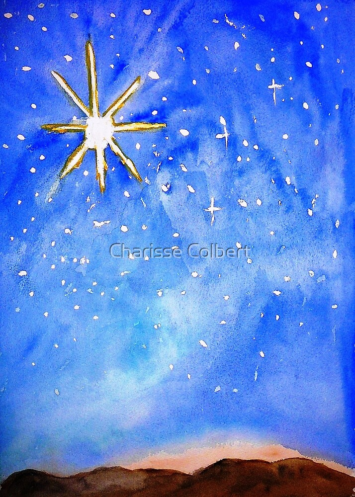Oh Holy Night  by Charisse Colbert