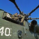 USMC CH-53 Super Stallion by J.K. York