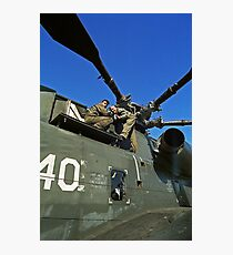 USMC CH-53 Super Stallion Photographic Print