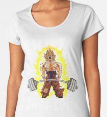 Train Insane - Deadlift Women's Premium T-Shirt