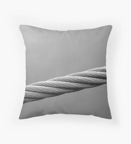 Floating Bridge 2 Throw Pillow